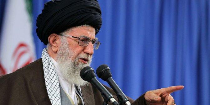 İran lideri Ali Hamaney: Suçluları acı bir intikam bekliyor