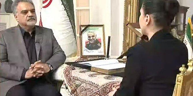 İran'ın Ankara Büyükelçisi'nden tehdit gibi sözler:  ABD'nin korkması lazım