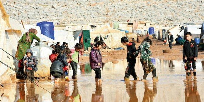 İdlib ölüyor: ölü sayısı 1500'e ulaştı