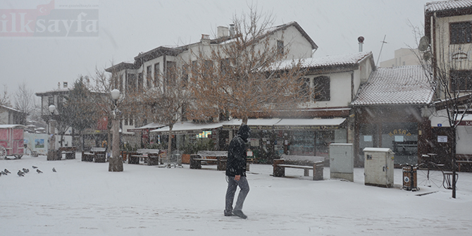 Ankara'da okullar tatil mi? Kar yağışı etkisini gösteriyor! 6 Ocak 2020 Pazartesi