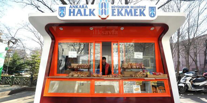 Ankara'da Halk Ekmeğe zam geldi! Halk Ekmeğin zamlı fiyatı ne kadar oldu?