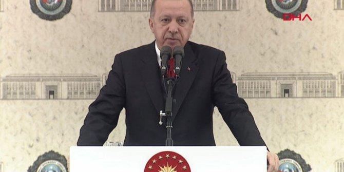 Cumhurbaşkanı Erdoğan'dan dikkat çeken mesaj: MİT Libya'da görevini yapıyor
