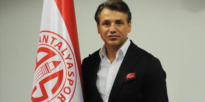 Antalyaspor'da Tamer Tuna dönemi resmen başladı