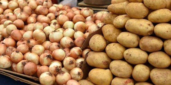Bakanlık resmen duyurdu: Patates ve kuru soğan için flaş karar