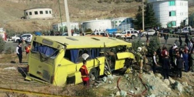 İran'da bir felaket daha: Çok sayıda ölü ve yaralı var