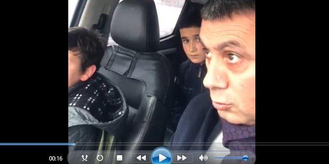 Gölbaşı Belediye Başkanı Şimşek otostop çeken öğrencileri evlerine bıraktı