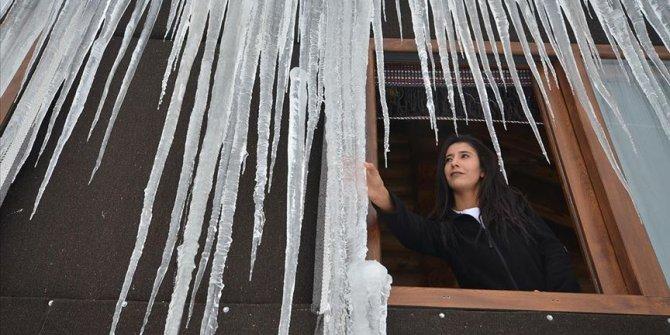 Doğu Anadolu 'buz tuttu'