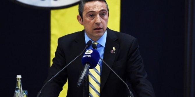 Fenerbahçe'de Ali Koç transferi çözdü
