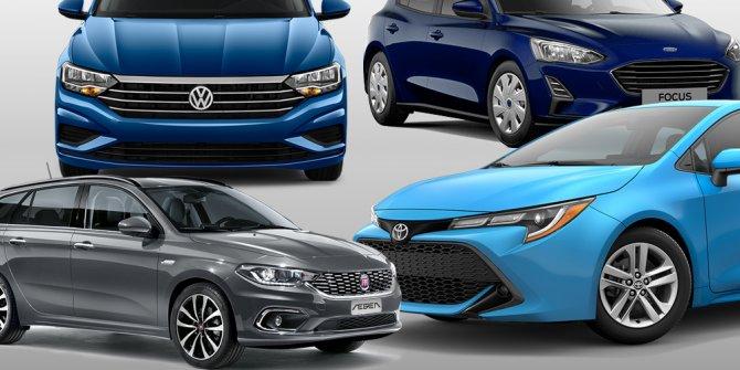 2019'da hangi marka kaç otomobil sattı?