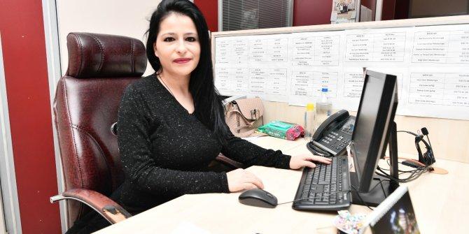 Mamak Çağrı Merkezi'nde bir yılda 37 bin çağrı cevaplandı