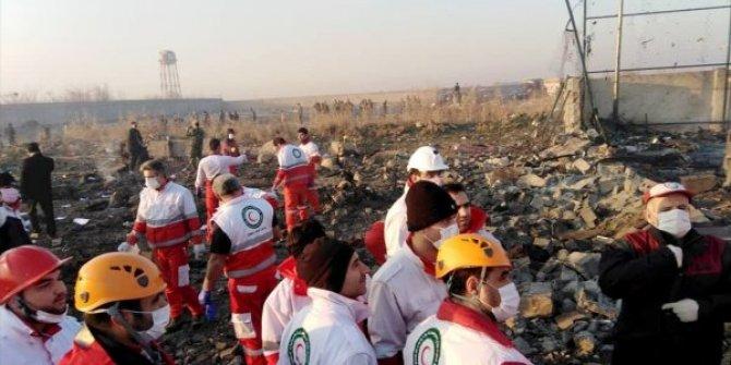 İran: Ukrayna uçağı kazara vurularak düştü