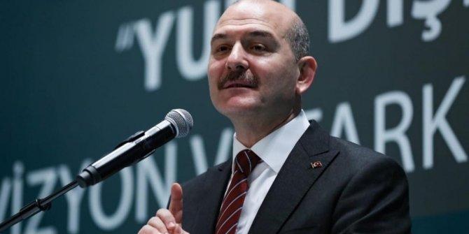 Bakan Soylu: Bu şansı bir daha yakalayamayız