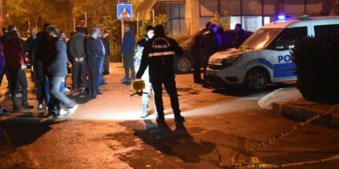 CHP'li başkan yardımcısına silahlı saldırı