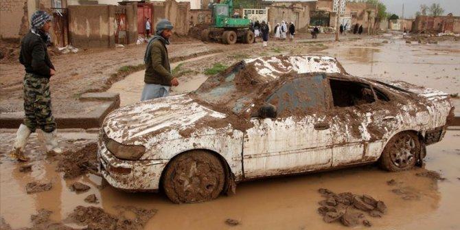 Afganistan'da sel felaketi: 11 ölü