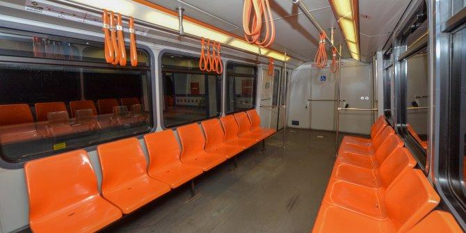 Ankaray'daki koltuk düzeni değişiyor
