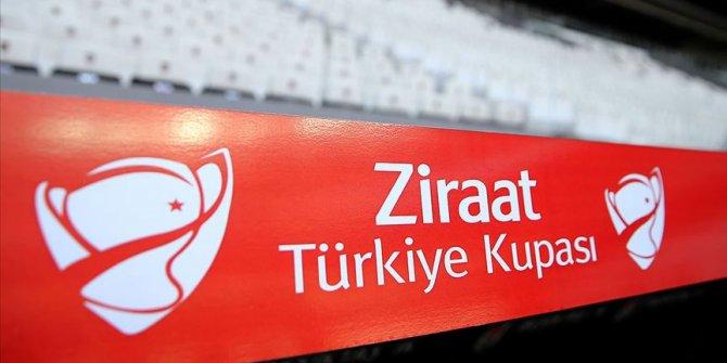 Ziraat Türkiye Kupası'nda son 16 turu yarın başlıyor