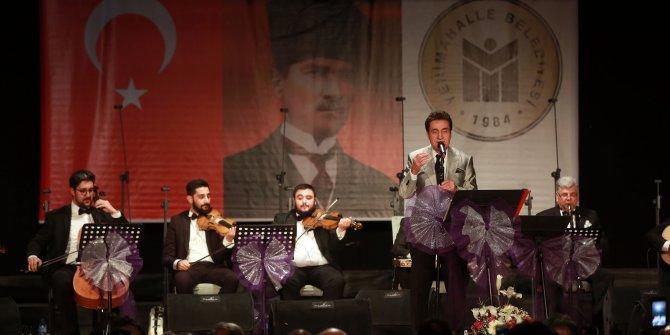 Yenimahalle Belediyesi ve Sesimiz Otizm Yaşam Derneği işbirliğinde kış konseri düzenlend