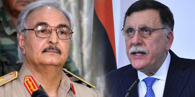 Libyalı taraflar Türkiye ve Rusya'nın ara buluculuğunda ateşkesi görüşecek