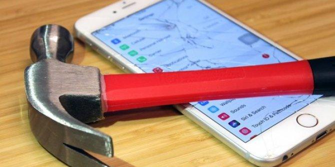 2019'da en fazla tamir edilen telefon iPhone oldu