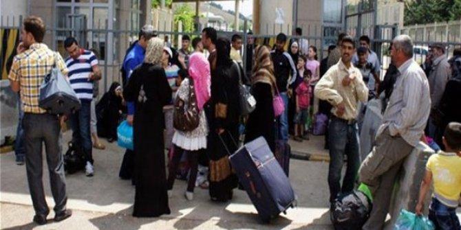 AB Libyalıların gelmesinden korkuyor
