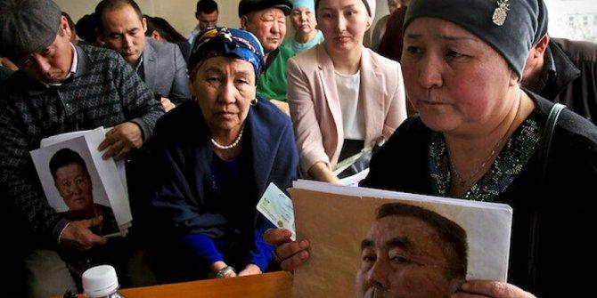 Çin'in insanlık dışı toplama kamplarından çıkanlar yaşadıklarını anlattı