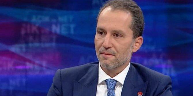 Fatih Erbakan parti kurma gerekçesini anlattı