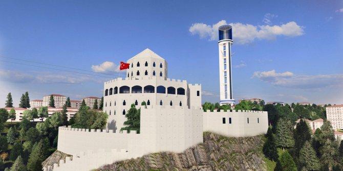 Keçiören Belediye Başkanı Turgut Altınok Cumhuriyet Kulesi'ni mutlaka bitireceklerini söyledi