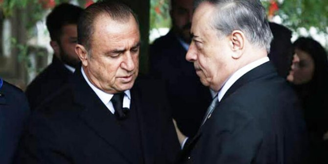 Mustafa Cengiz'den Fatih Terim'e sert gönderme