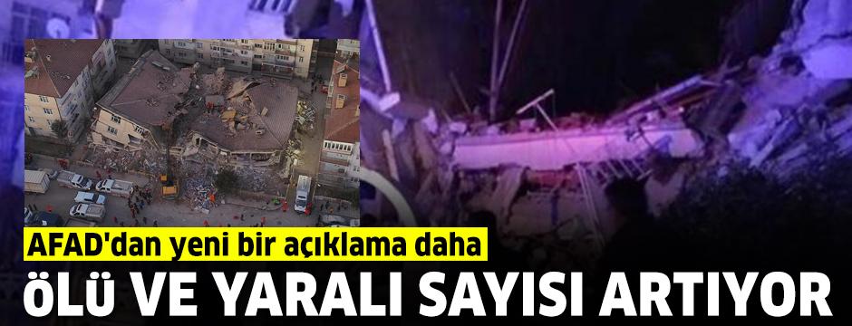 Elazığ'da şiddetli deprem: AFAD'dan yeni bir açıklama daha...