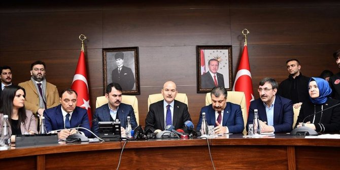 Malatya'da 4, Elazığ'da 18 vatandaşımız hayatını kaybetti