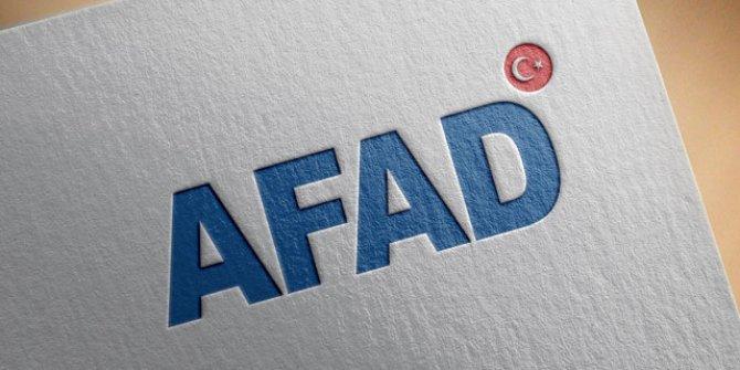 AFAD'dan önemli duyuru