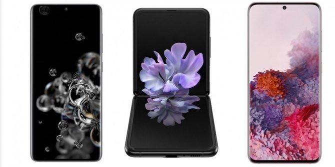 Samsung, Galaxy serisinde yeni amiral gemilerini tanıttı