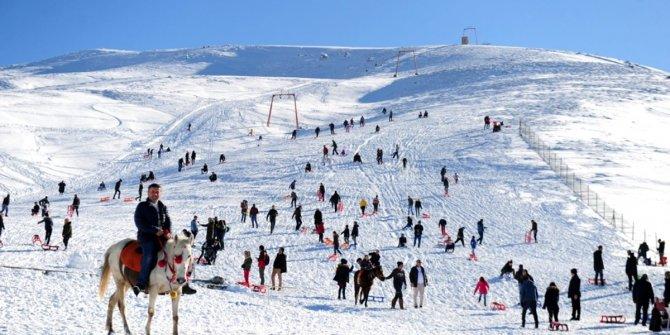 Elmadağ Kayak Merkezine nasıl gidilir?