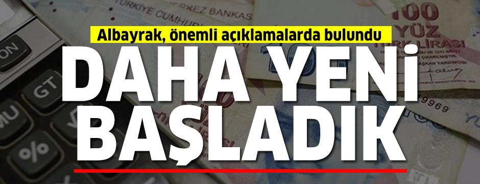 Hazine ve Maliye Bakanı Albayrak: Kriz sevdalılarını hüsrana uğrattık