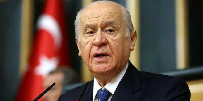 MHP lideri Bahçeli'den Ozan Ceyhun açıklaması