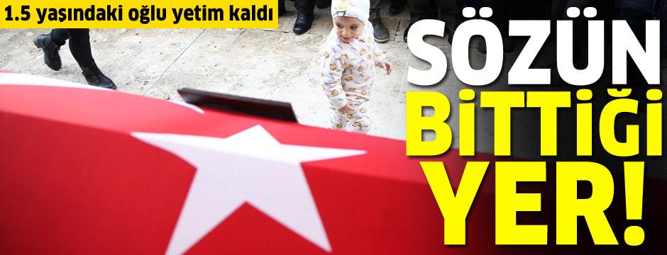 İdlib şehidi Selman Cankara'ya veda
