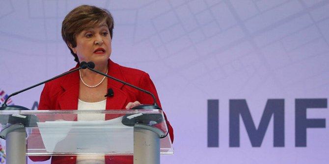 IMF Başkanı: Küresel finansal krizden de kötüsünü bekliyoruz