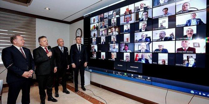 TİM Başkanı Gülle açıkladı: Günlük 1 milyon adet maske üretilerek