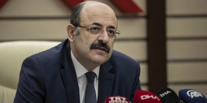YÖK Başkanı Saraç: Üniversitelerde uzaktan eğitim sürecek
