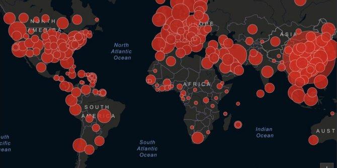 Dünya genelinde koronavirüs vaka sayısı 500 bini geçti