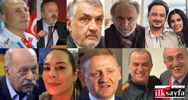 Korona virüse yakalanan testi pozitif çıkan Türk ünlüler kimler?