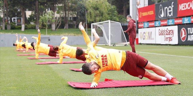 Galatasaray hazırlıklara başladı