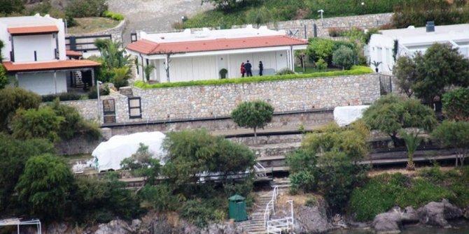 Yılmaz Özdil'in Bodrum'daki villasının kaçak bölümleri yıkılacak