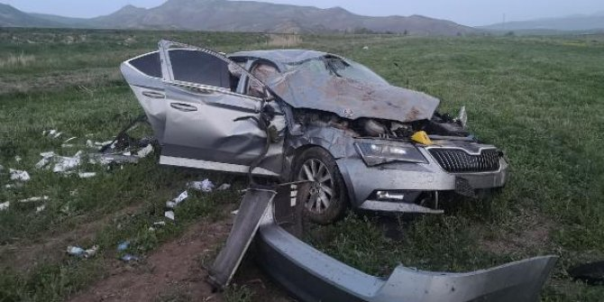 AK Parti'li meclis üyesi kazada yaşamını yitirdi
