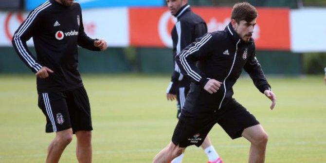 Beşiktaş'ta çalışmalar devam etti