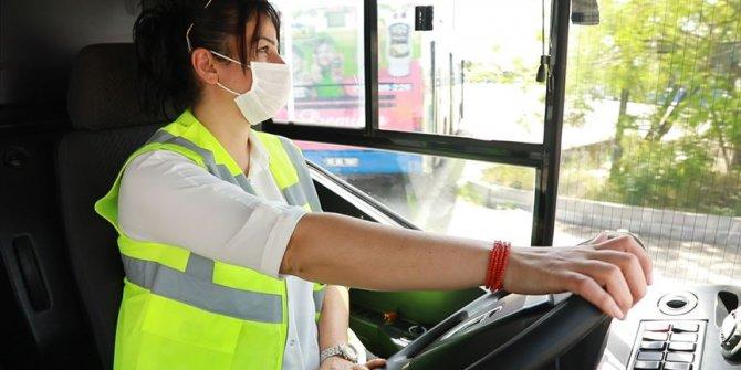 Başkent'te toplu taşımaya kadın eli değecek