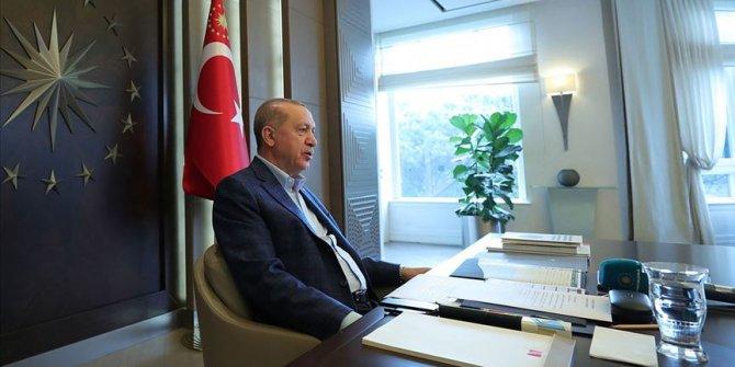 Cumhurbaşkanı Erdoğan: Milletimizle gönül bağımızı güçlendirmek için 3 yıllık bir vakit var