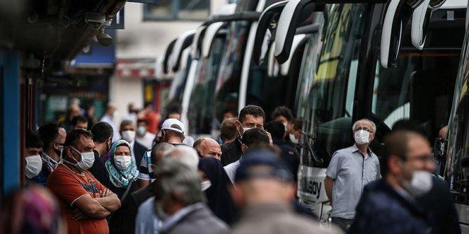 Otobüsçüler, şehirler arası seyahat sınırlamasının kaldırılmasından memnun