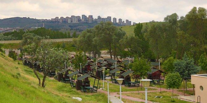 Başkentin en büyük mesire alanı açılıyor