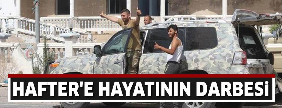 Libya ordusu, Terhune vilayetini Hafter milislerinden temizledi